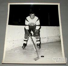 AHL Late- 60's Quebec Aces Christan Delisle Photo