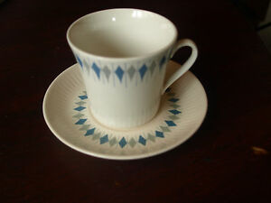 FIGGJOFLINT CUP AND SAUCER