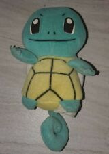 Pokemon Squirtle Plush 90s PRE OWNED