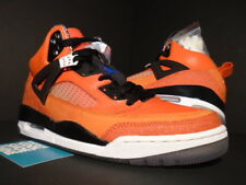 NIKE AIR JORDAN SPIZIKE NEW YORK KNICKS ORANGE BLUE WHITE BLACK 315371-805 OG 9