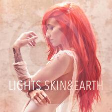 Lights - Skin&earth [New CD]