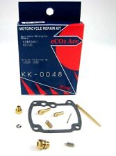 Kawasaki KE100,  KD100,  KH100   Carb Repair kit