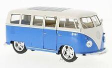 VW T1 Bus 1962 Lowrider, 1/24 Welly Nex Model Car