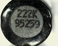 pack of 10 TOKO 262LY222K 2.2mH 50mA radial choke inductor 8RBS 5mm lead pitch