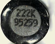 10 X TOKO 262LY222K 2.2mH 50mA radial choke induktor 8RBS 5mm kabel hebung
