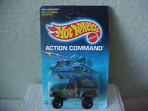 Hot Wheels 1986 Action Command Tail Gunner