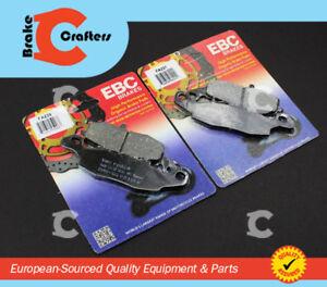 for Suzuki SV 650  S 99-02 2 Pairs Front Brake Pads