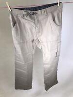PRANA Men's Stretch Zion Pants Size 36 x 32 NWOT Hiking Pants Regular Fit