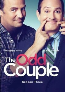 THE ODD COUPLE - SEASON 3 (Mathew Perry)   -  DVD -  UK Compatible - sealed