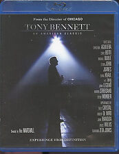 Tony Bennett an american classic BLU-RAY MUSICALE