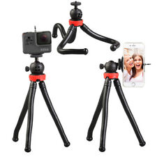 Portable Camera Cam DSLR SLR Flexible Tripod Gorilla Octopus Mount Stand Holder