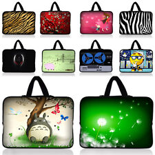 """Purple Outside HandleBag Sleeve Pouch Case For 7"""" ipad HP Google Android Lenovo"""