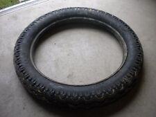 NEW NOS Vintage Avon 4.10 S 18 Triumph Norton BSA Made in England Rear Tire