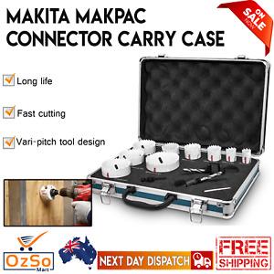 Makita D-60953 Electrician 12pcs Bi-Metal HoleSaw Hole Saw Set Drill Bit Cutter