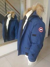 Canada Goose Chilliwack XL NP. 849,-€ Blau NEUWERTIG! Winterjacke Bomberjacke