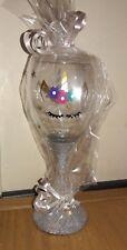 Unicorn Glittered Wine Glass