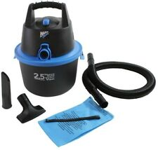 2.5 Gal. Wet and Dry Vacuum Built-In Accessory Storage Crevice and Pickup Tools