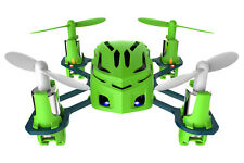 Hubsan Q4 Nano Quad Copter with LED Lights - Gift Box Green Edition