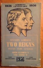 Stanley Gibbons Two Reigns Catalogue-Queen Elizabeth II / King George VI