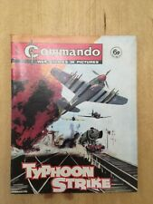 Commando Comic No 686 - Typhoon Strike (please see photos).