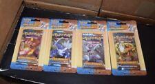 Pokémon Triumphant Blister Pack Set of All 4 Artworks