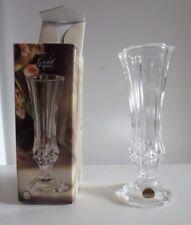 Vase Bonneval 17cm Cristal d'Arques France