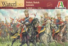 Italeri 1/72 Vernis/néerlandaise Lanciers # 6039