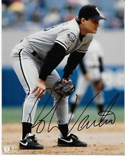"Robin Ventura SIgned 8"" x 10"" Color Photograph - Chicago WHite Sox"