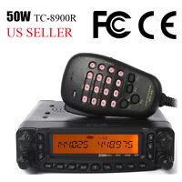 CE FCC 10 meter,6 meter,2 meter and 70cm Quad Band Vehicle Car Mobile Base Radio