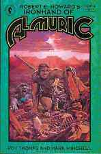 Robert E. Howard 's Iron Hand of ALMURIC # 1 (of 4) (USA, 1991)