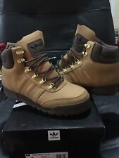 adidas jake blauvelt 2.0 Winter Boot Men's Size 8 Mesa Brown BB8923 NIB