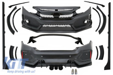 Body Kit Estetico Completo HONDA Civic MK10 (FC/FK) (2016-Up) Sedan Stile Type R