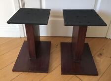 36cm Speaker Stands B&W DM4 DM14 DM2 DM602 DM110 DM220 DM610 DM620 DM603 Bowers