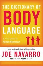 The Dictionary of Body Language   Joe Navarro
