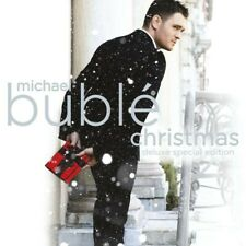 MICHAEL BUBLÉ ‎- CHRISTMAS DELUXE EDITION CD (NEW & SEALED)