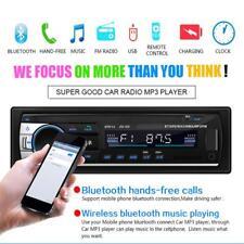 Car Stereo Radio Bluetooth In-dash Head Unit Mp3 Player Handsfree FM/USB/SD/AUX
