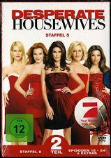 Desperate Housewives - Staffel 5, Teil 2 (2009)  *** OVP / in Folie ***