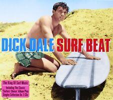 DICK DALE - SURF BEAT 2 CD NEU