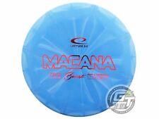 NEW Latitude 64 Zero Hard Burst Macana 173g Blue Red Foil Putter Golf Disc