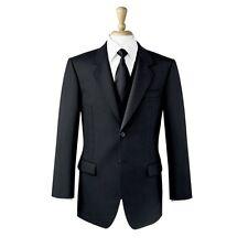 Brook Taverner Men's Jacket Mix & Match Suit Blazer Black Size 38R #3B202