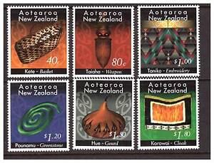 Neuseeland 1481-86 Kunst postfrisch