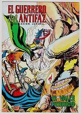 EL GUERRERO DEL ANTIFAZ (Reedición color) nº: 185.  Valenciana, 1972-1978.