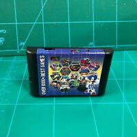 Ultimate 1000 in 1 EDMD Remix MD Game Cartridge for US / Japan / Europe SEGA GEN