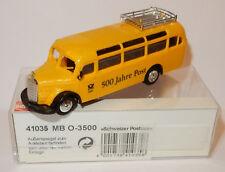 1/87 Busch MB O-3500 Suisse Case postale 41035