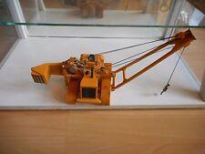 Joal Caterpillar CAT 591 Crane in Orange