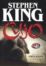 Stephen KING / __ CUJO                               [ Audiobook ]