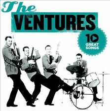The Ventures : 10 Great Songs CD