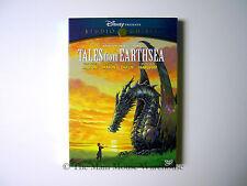 Disney Studio Ghibli Ursula K. Le Guin Tales from Earthsea DVD Timothy Dalton