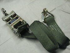 military issue air plane cargo straps 8 FT certified sl