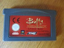 Buffy contre les vampires : la colère Darkhul /Jeu GAMEBOY ADVANCE (GBA)